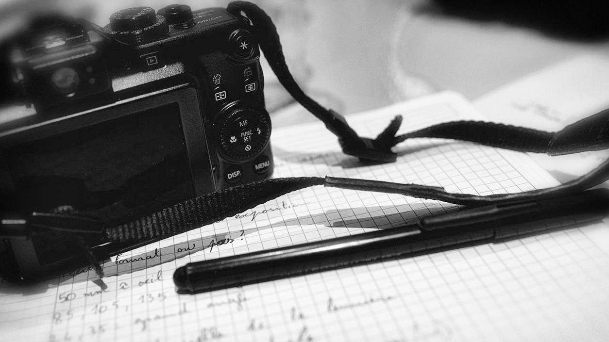 Cours photographie : l'idée pour s'améliorer