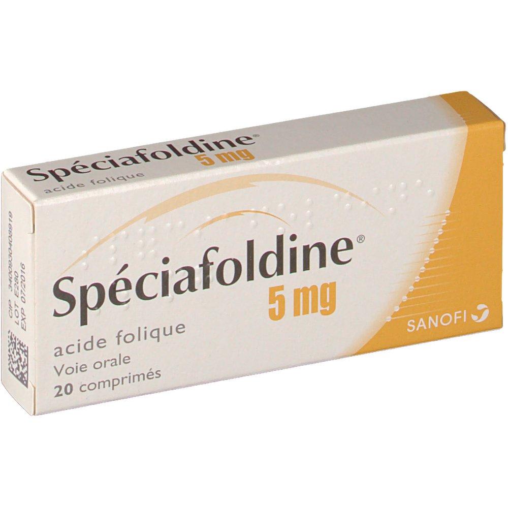 Speciafoldine, dans quels cas utiliser ce médicament