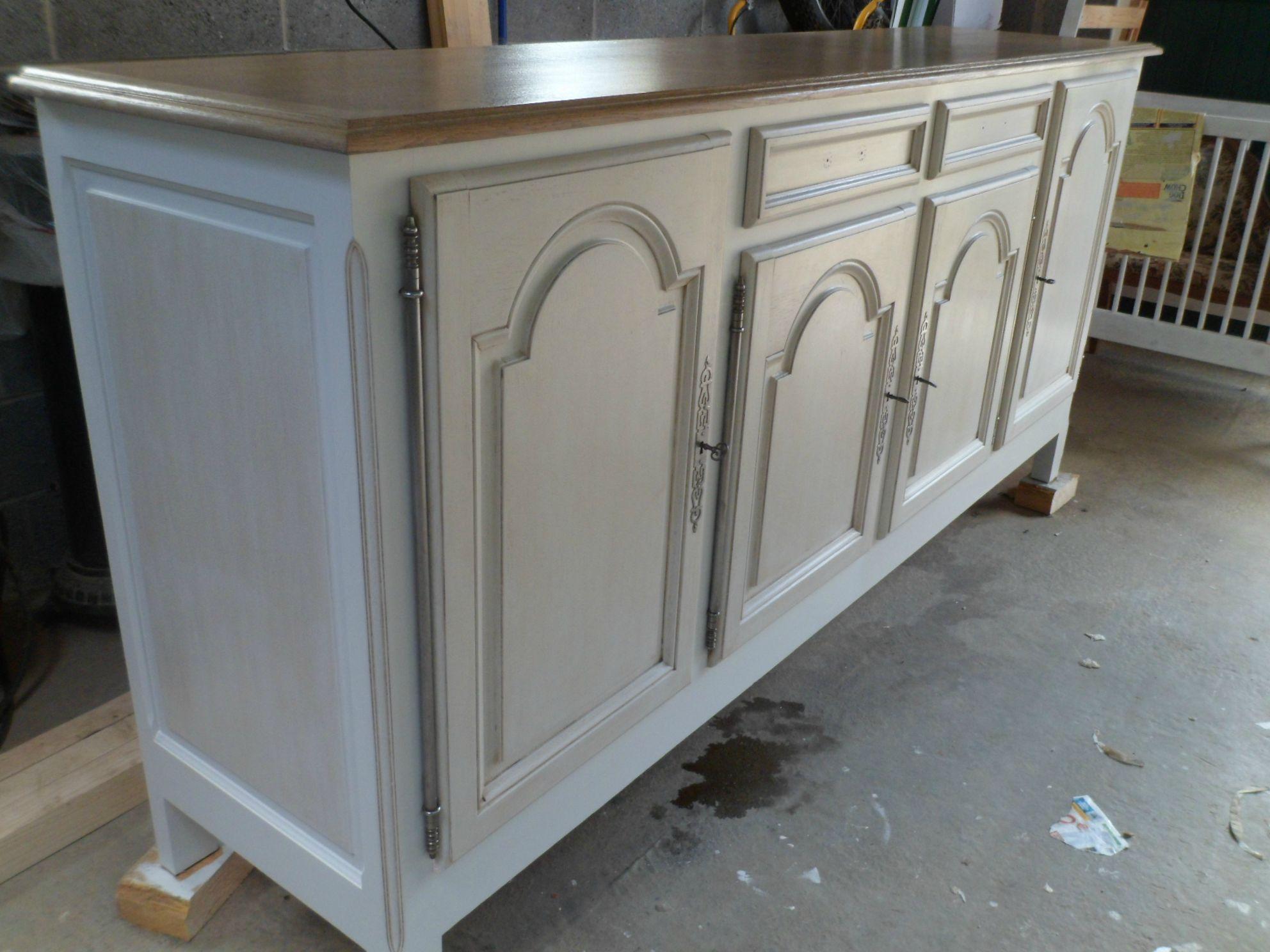 Comment c ruser un meuble ancien - Peindre un meuble ancien en bois ...
