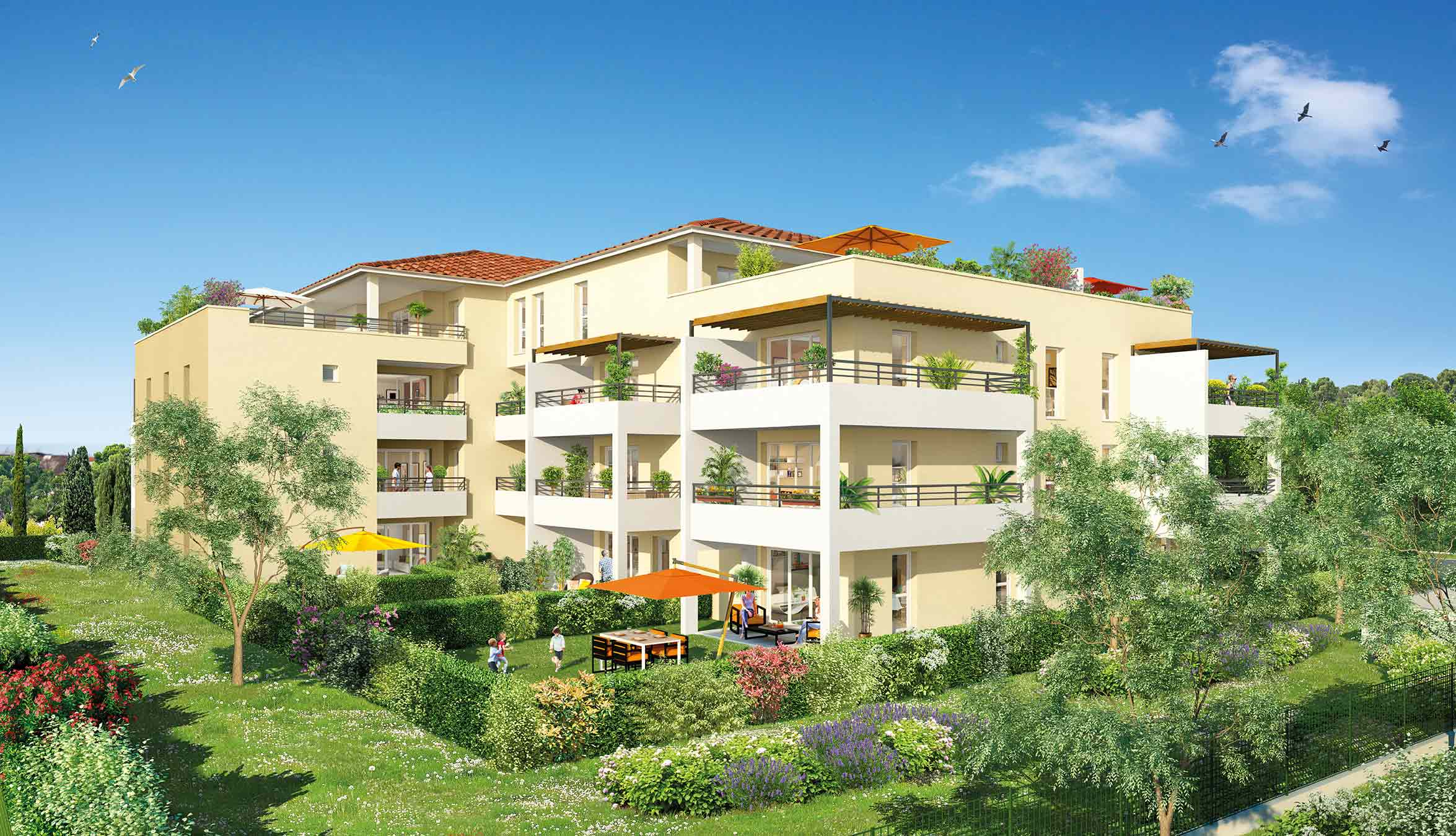 Programme immobilier neuf Sète : Investir dans un logement neuf est une garantie